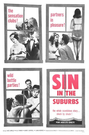 Sin in the Suburbs - Movie Poster (thumbnail)