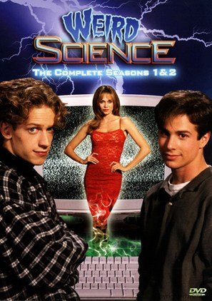"""Weird Science"" - Movie Cover (thumbnail)"