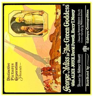 The Green Goddess - Movie Poster (thumbnail)