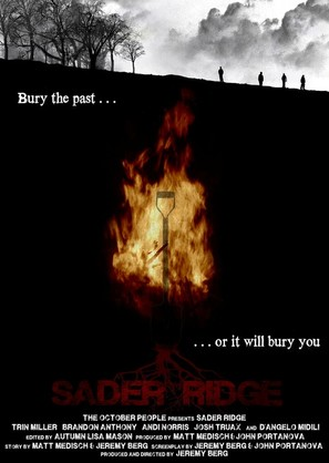 Sader Ridge - Movie Poster (thumbnail)
