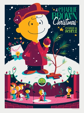 A Charlie Brown Christmas - Movie Poster (thumbnail)