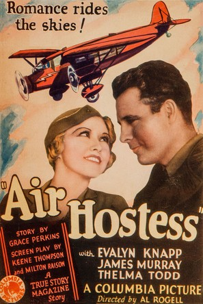 Air Hostess - Movie Poster (thumbnail)