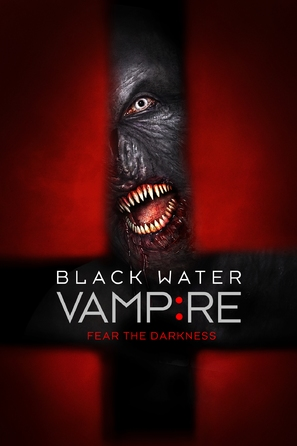 The Black Water Vampire - DVD cover (thumbnail)
