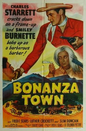 Bonanza Town - Movie Poster (thumbnail)