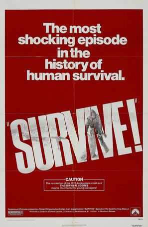 Survive - Movie Poster (thumbnail)