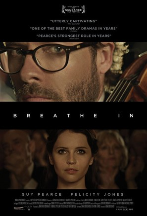 Breathe In - Movie Poster (thumbnail)