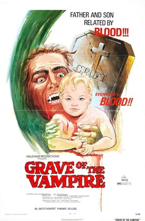 Grave of the Vampire - Movie Poster (thumbnail)