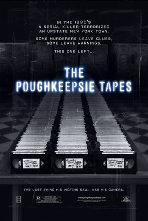 The Poughkeepsie Tapes - poster (thumbnail)
