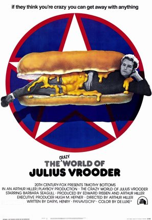 The Crazy World of Julius Vrooder - Movie Poster (thumbnail)