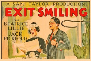 Exit Smiling - Movie Poster (thumbnail)