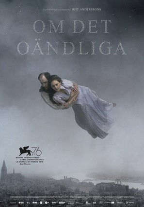 Om det oändliga - Swedish Movie Poster (thumbnail)