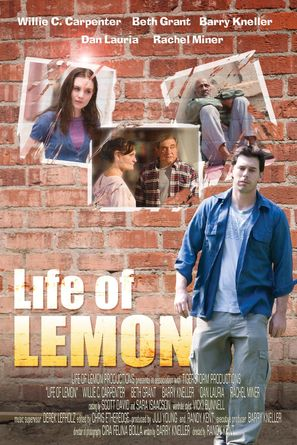 Life of Lemon - Movie Poster (thumbnail)