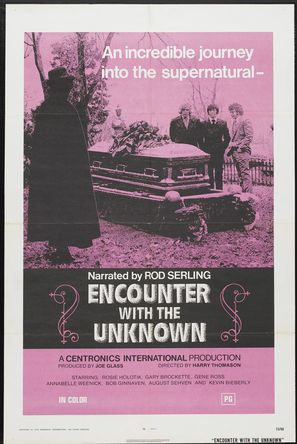 Encounter with the Unknown - Movie Poster (thumbnail)
