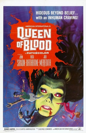 Queen of Blood - Movie Poster (thumbnail)