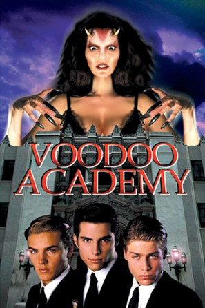 Voodoo Academy - Movie Cover (thumbnail)