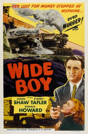 Wide Boy - Movie Poster (thumbnail)