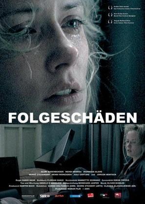 Folgeschäden - German Movie Poster (thumbnail)