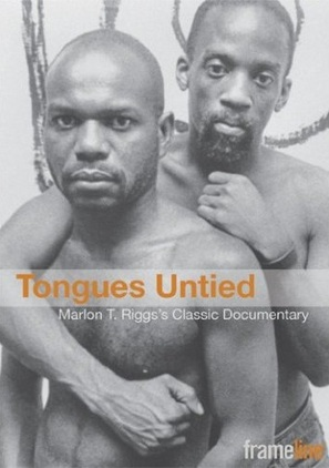 Tongues Untied - DVD cover (thumbnail)