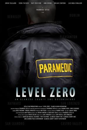 Level Zero - Movie Poster (thumbnail)