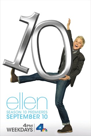 """Ellen: The Ellen DeGeneres Show"" - Movie Poster (thumbnail)"