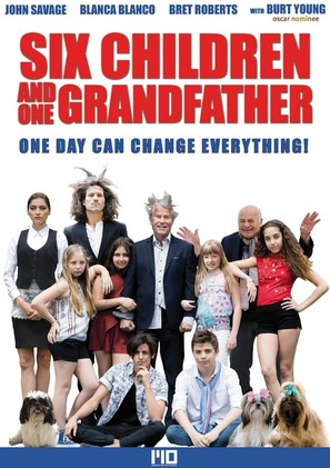 Six Children and One Grandfather - British Movie Poster (thumbnail)