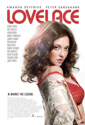 Lovelace - Movie Poster (thumbnail)