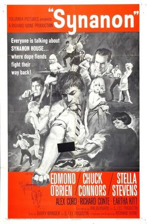 Synanon - Theatrical movie poster (thumbnail)