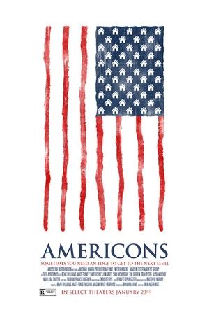 Americons - Movie Poster (thumbnail)