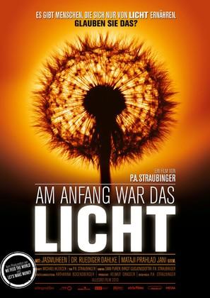 Am Anfang war das Licht - German Movie Poster (thumbnail)
