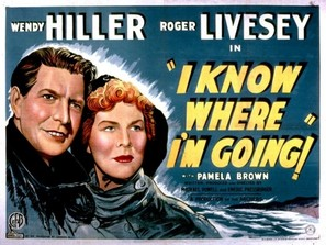'I Know Where I'm Going!' - British Movie Poster (thumbnail)