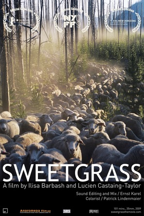 Sweetgrass - Movie Poster (thumbnail)