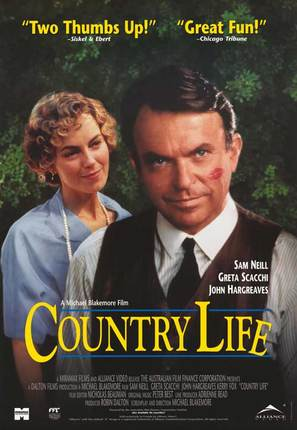 Country Life - Movie Poster (thumbnail)