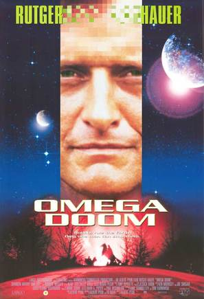 Omega Doom - Movie Poster (thumbnail)