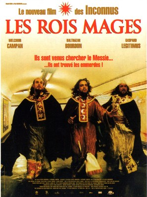 Rois mages, Les - French Movie Poster (thumbnail)