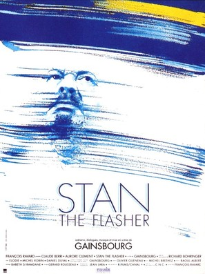 Stan the Flasher - French Movie Poster (thumbnail)