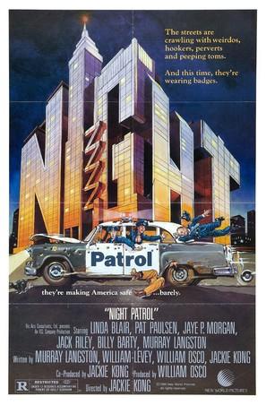 Night Patrol - Movie Poster (thumbnail)