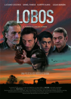 Lobos - Argentinian Movie Poster (thumbnail)