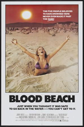 Blood Beach - Movie Poster (thumbnail)