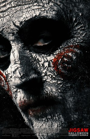 Jigsaw - Movie Poster (thumbnail)