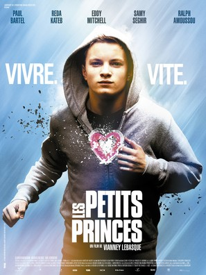 Les petits princes - French Movie Poster (thumbnail)
