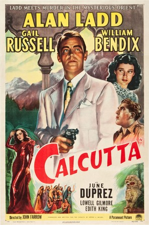 Calcutta - Movie Poster (thumbnail)