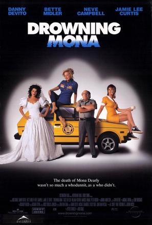 Drowning Mona - Canadian Movie Poster (thumbnail)
