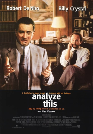 Analyze This - Movie Poster (thumbnail)