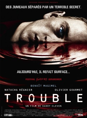 Trouble - French poster (thumbnail)