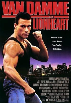 Lionheart - Movie Poster (thumbnail)