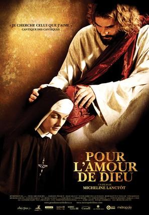 Pour l'amour de Dieu - Canadian Movie Poster (thumbnail)
