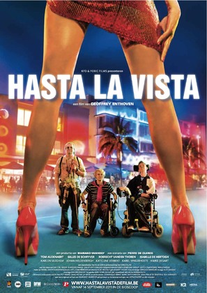 Hasta la Vista - Belgian Movie Poster (thumbnail)