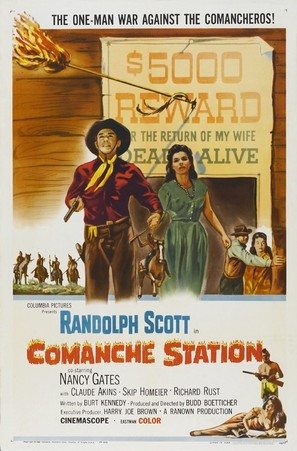 Comanche Station - Movie Poster (thumbnail)