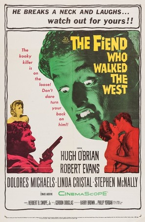 The Fiend Who Walked the West - Movie Poster (thumbnail)