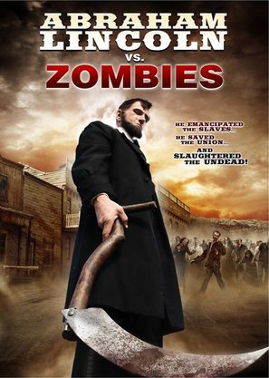 Abraham Lincoln vs. Zombies - Movie Cover (thumbnail)